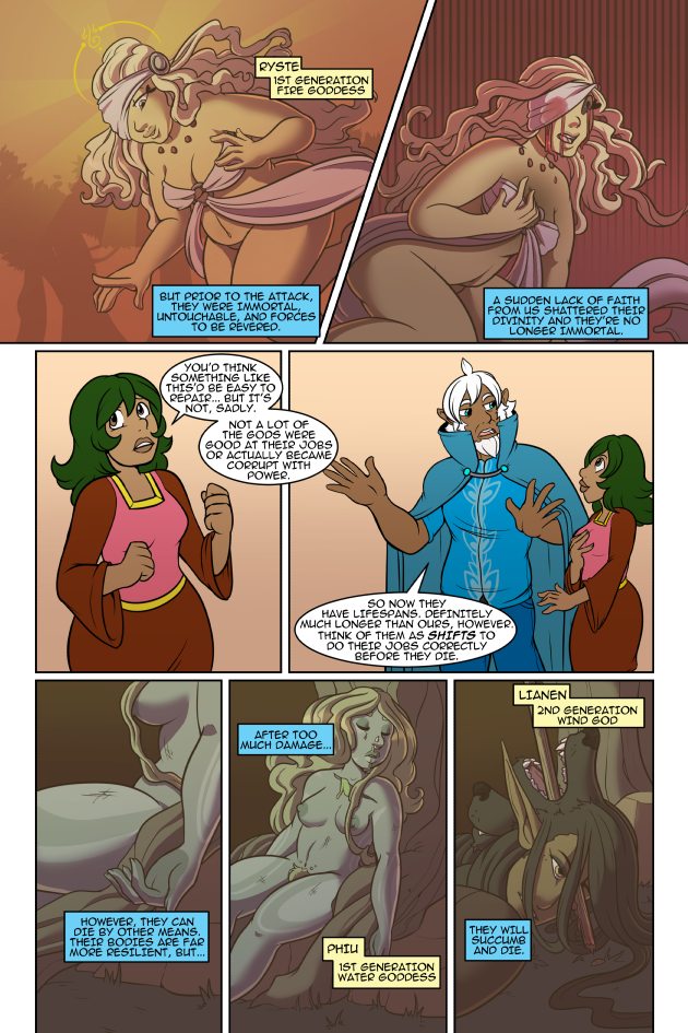 Tellurius 101: Gods and Divinity – Page 2